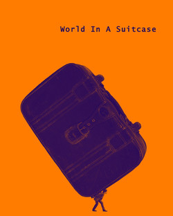 Justin Avery - Over - World In A Suitcase (Orange Over)