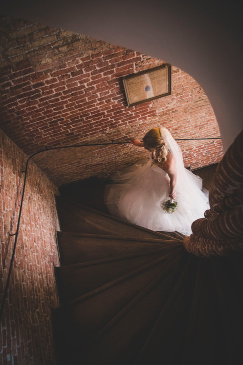 Bruid in Dokkum