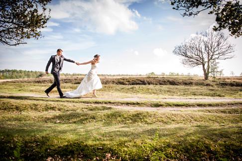 Bruid in Bakkeveen
