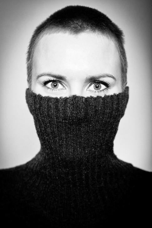 Zwart Wit Portret Drachten