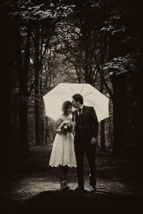 Huwelijk in Beetsterzwaag