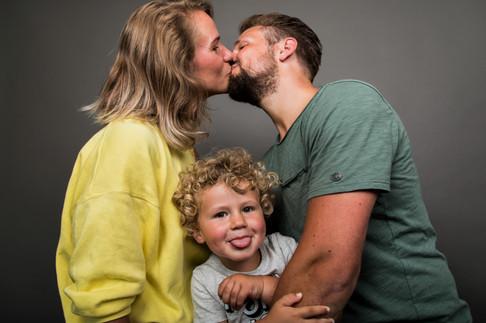 familie portret Drachten