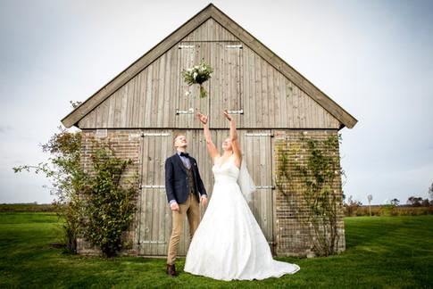 Huwelijk in Drachten