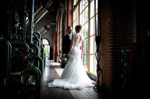 Bruiloft in Niekerk Groningen