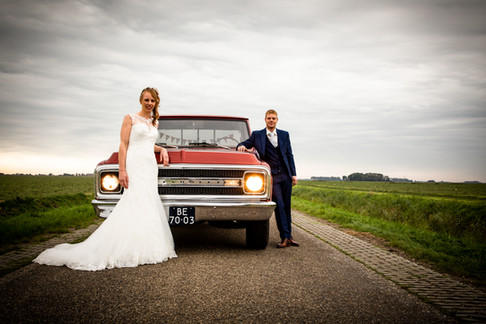 Huwelijk in Niekerk Groningen