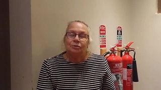 Ann, Kitchen Volunteer