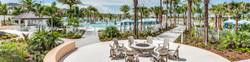 Solara Resort Clubhouse Pool Area