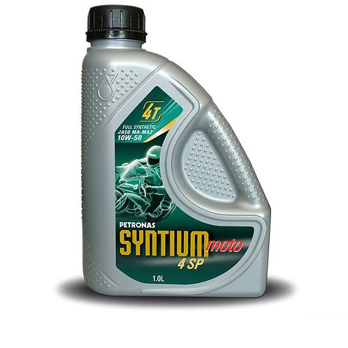 Petronas Syntium 4SP Fully-Synthetic 10w40 1L