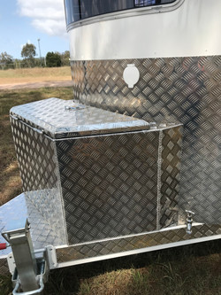Horse Trailer Front Box