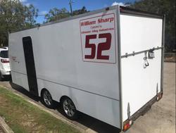 Large Go Kart Trailer