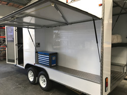 Large Open Trailer