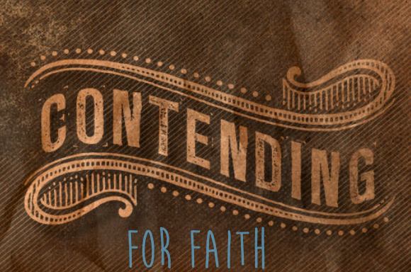 Contending for Faith