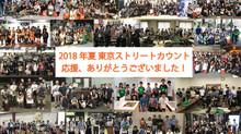 TSC Summer 2018, 3-5 August