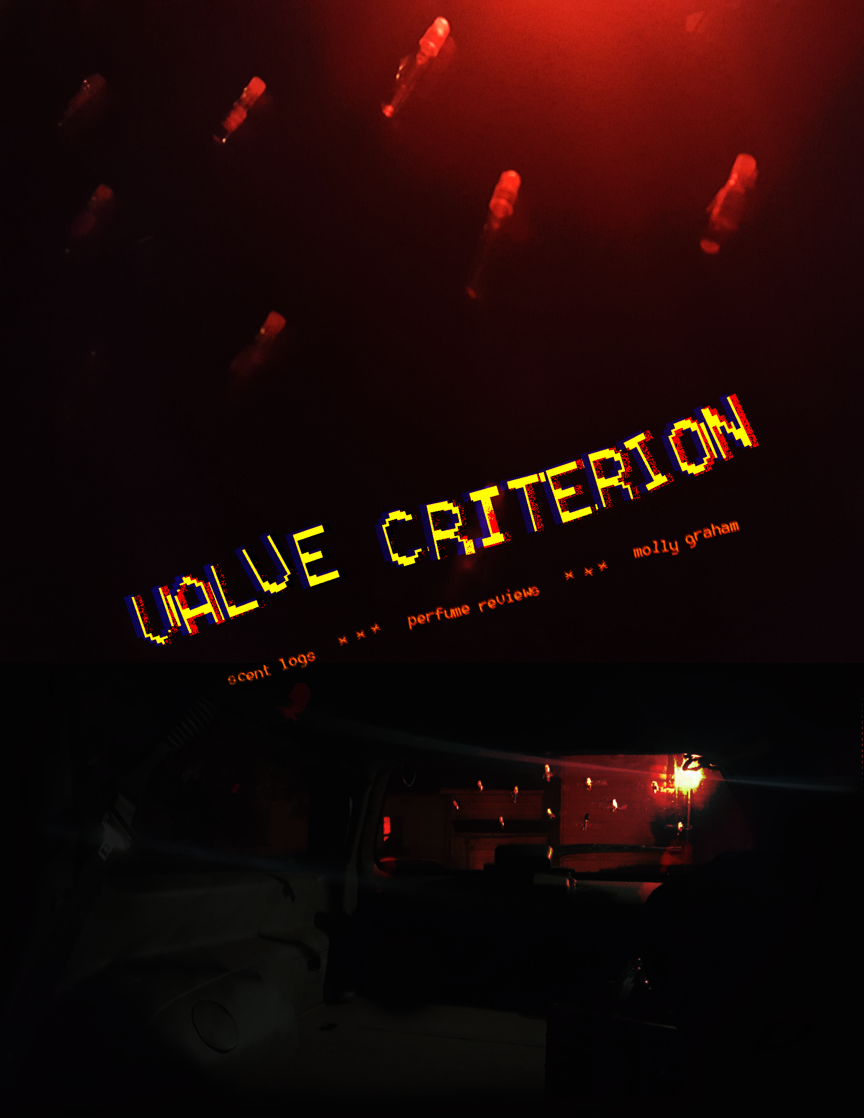 "Excerpt from ""Value Criterion"""