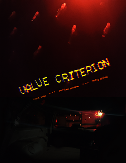 """Excerpt from """"Value Criterion"""""""