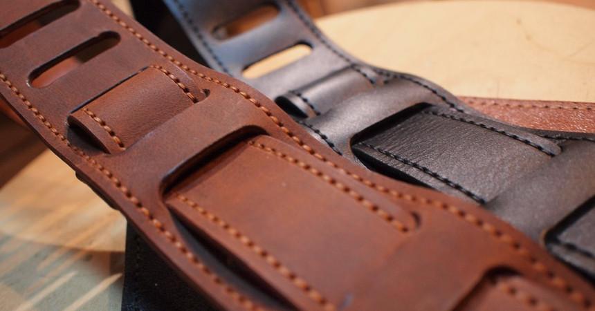 Мастеровые кожаные ремни