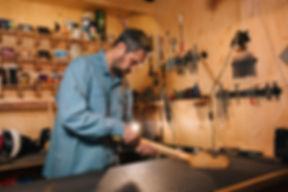 Любой гитарный ремонт