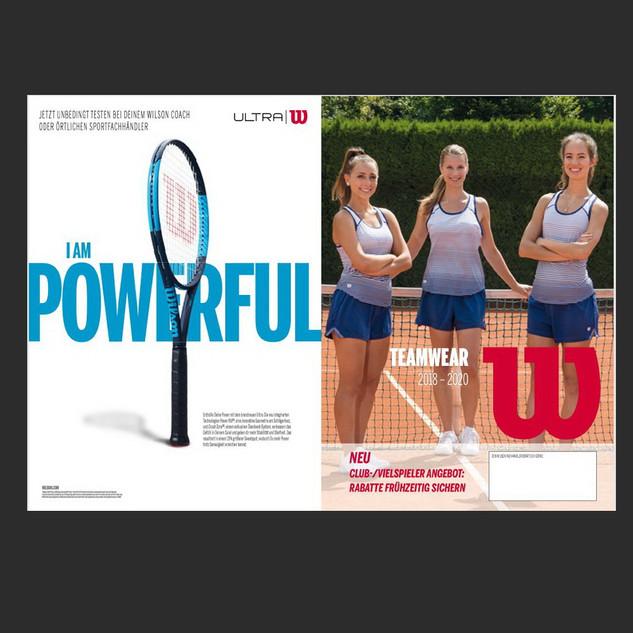 Wilson Tennis Teamsport
