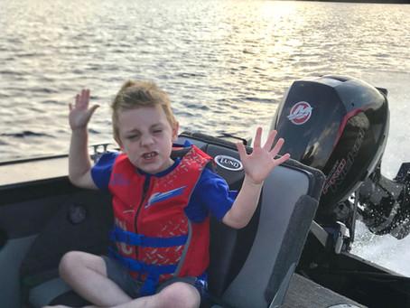 Island Lake Reservoir - July 17-18