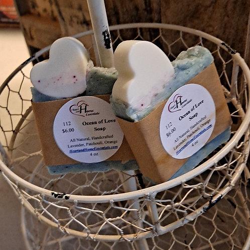 Ocean's Love Soap