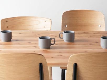 丸テーブルの魅力