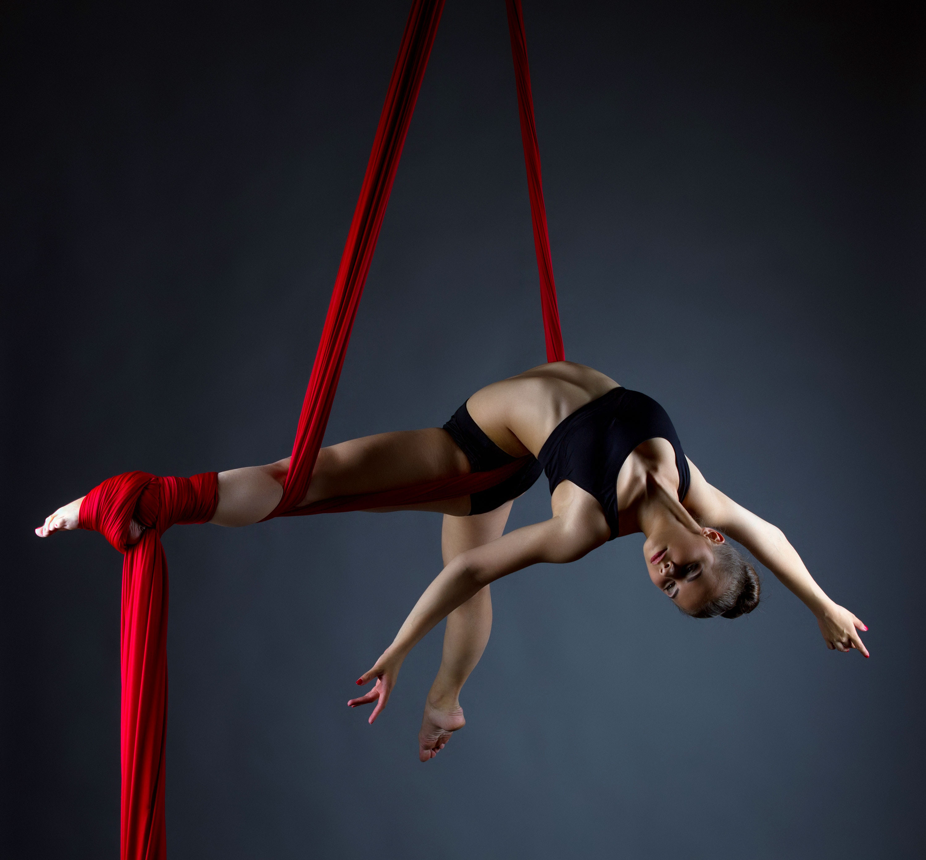 Introduction to Aerial Silks