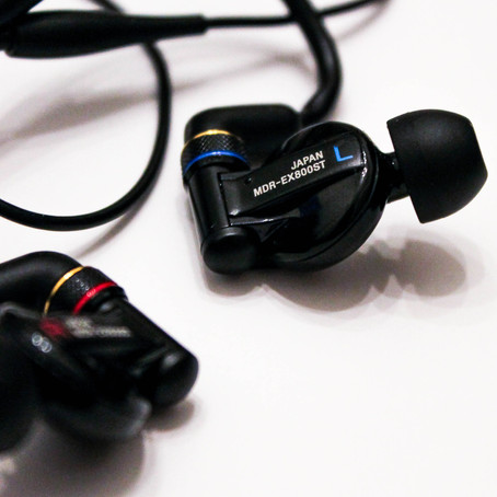 Sony MDR-EX800ST Review