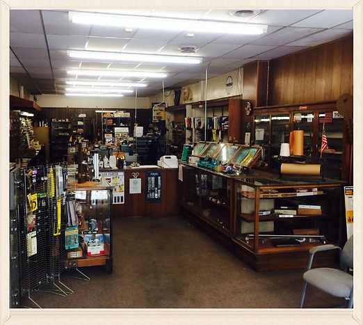 Our Main Avenue Store