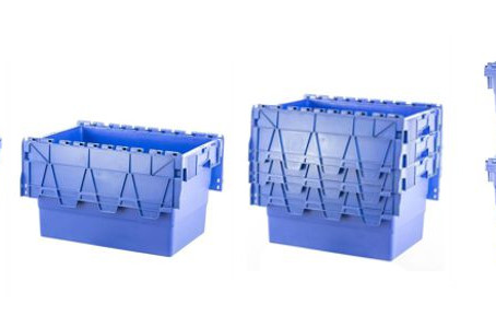 !Las cajas de plástico son tu mejor opción para una mudanza¡