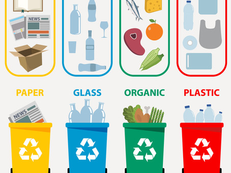 10 Consejos para reciclar en casa de manera fácil