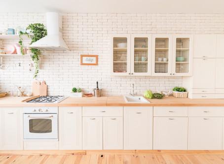5 Ideas para organizar cocinas pequeñas