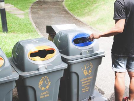 ¿No te gusta sacar la basura de tu casa?Este bote se mueve solo