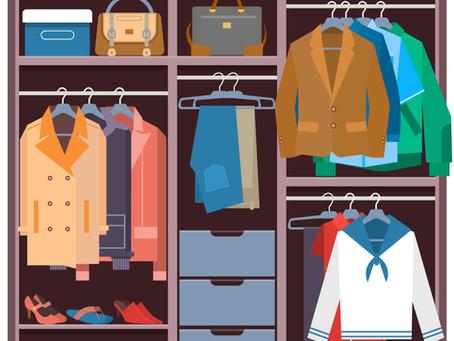 5 Tips para ordenar tu closet