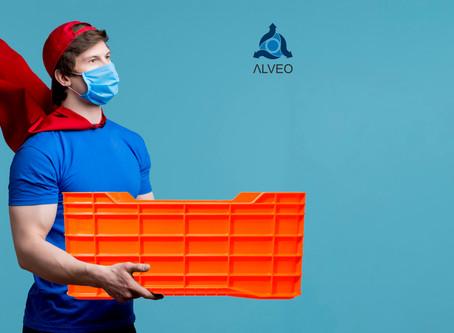 ¿Sabes cual es el material mas resistente en las cajas de plástico?