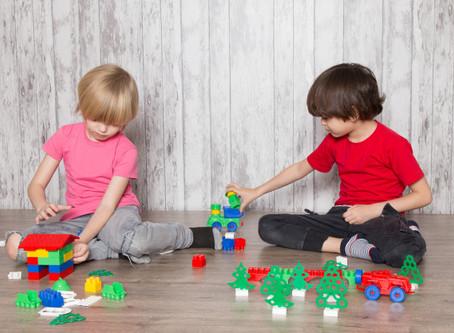 Como evitar algún accidente por los juguetes pequeños