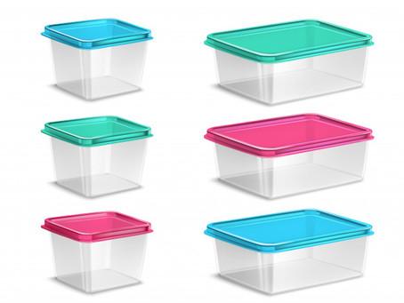 Ventajas de los contenedores de Plástico