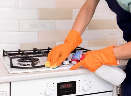 !Elimina el cochambre de tu cocina fácil !
