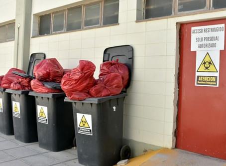 4 Datos que no sabias de los contenedores y bolsas de  RPBI