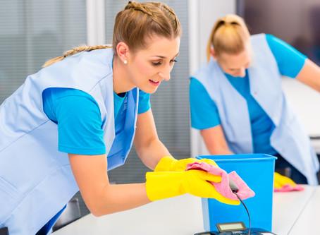 Tips para limpiar y desinfectar los Botes de basura de tu hogar