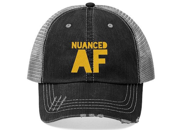 NUANCED AF - Unisex Trucker Hat