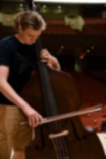 Jacob Warren, Jacob V Warren, Bass, Double Bass, Bassist