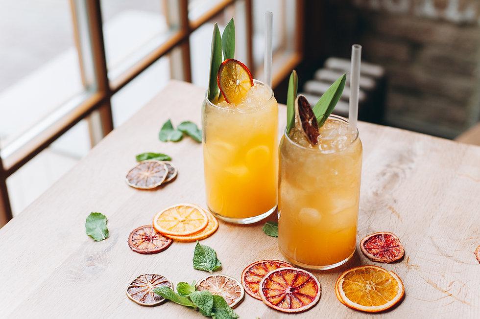Refreshing summer tiki cocktail.jpg