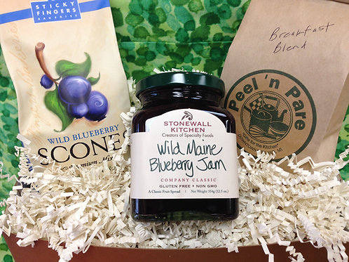 Blueberry Breakfast Box