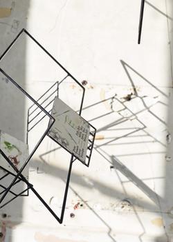 'Allotment Plots' (Detail) Photo courtes