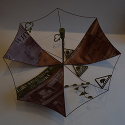 Extreme weather Umbrella