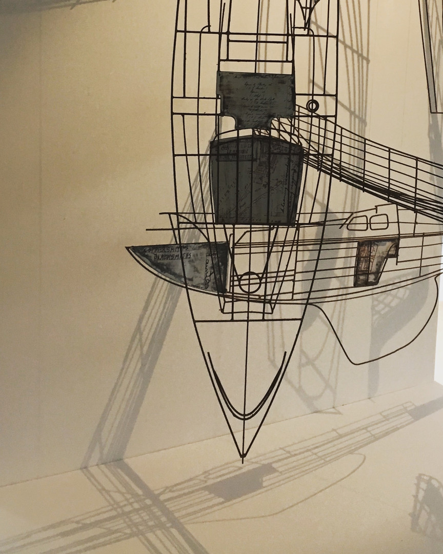 'Lines, sections, plans.' Teign Heritage