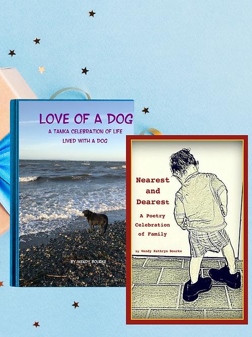 Gift Set - Nearest and Dearest & Love of a Dog