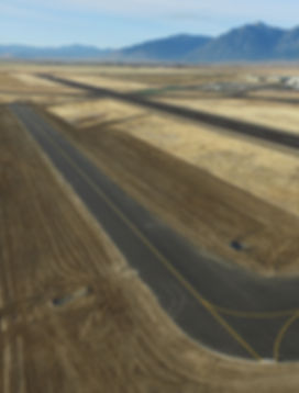 Phase One of Taxiway Zulu Complete