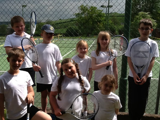 Tennis in Wiveliscombe
