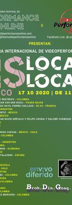 DISLOCADA/DISLOCATED 2020